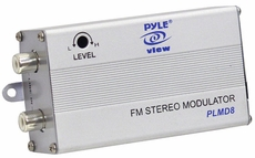 Pyle (PLMD8) Digital 7 Channel FM Modulator