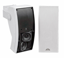 Pyle (PLMR64W) Hydra, 5'' 3 Way Indoor/Outdoor Water Proof Wall Mount Speaker System (White)