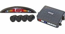 Pyle (PLPSE4P) 4 Parking Sensor System & Led Display