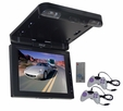Roof Mount Monitors with Built-in DVD Players