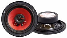 Pyle (PLRL62) 6.5'' 200 Watt Two-Way Speakers