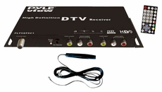 Pyle (PLTVATSC1) ATSC Digital Car HDTV Tuner/Receiver