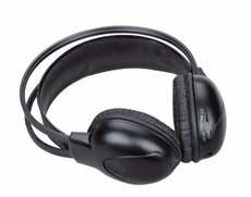 Pyle (PLVWH5) Wireless IR Mobile Video Stereo Headphones