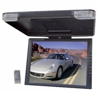 Pyle (PLVWR1440) 14'' High Resolution TFT Roof Mount Monitor & IR Transmitter