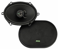 Pyle (PLX572) 5'' x 7''/6'' x 8'' 180 Watt Two-Way Speakers