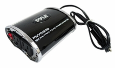 Pyle (PNVR300) Plug In Car 300 Watts 12v DC to 115V AC Power Inverter with Modified Sine Wave