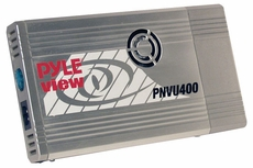 Pyle (PNVU400) Plug In Car Compact 240 Watt Power Inverter DC/AC