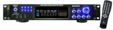 Pyle Pro (P3001AT) 3000 Watts Hybrid Pre-Amplifier w/AM/FM Tuner