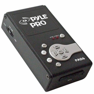Pyle Pro (PAD6) USB Audio Interface & recorder to Computer & SD Card