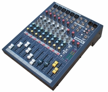 Pyle Pro (PEMP6) 6 Channel Professional Stereo Console Mixer
