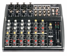 Pyle Pro (PEXM1202) 12 Channel Professional Audio Mixer with 3 Band EQ