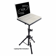 Pyle Pro (PLPTS2) Pro DJ Laptop Tripod Adjustable Stand For Notebook Computer