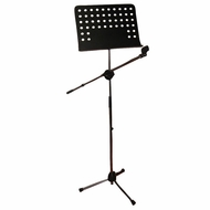 Pyle Pro (PMSM9) Heavy Duty Tripod Microphone And Music Note Stand
