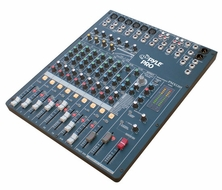 Pyle Pro (PMX1205) 12 Channel Digital DSP Console Mixer With Built-in Sound Effects
