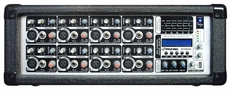 Pyle Pro (PMX802M) 8 Channel 800 Watts Powered Mixer w/MP3 Input