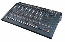 Pyle Pro (PMXL16) 16 Channel 1600 Watts Digital (DSP) Powered Mixer