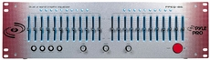 Pyle Pro (PPEQ86) Dual Channel 12 Band Graphic Equalizer