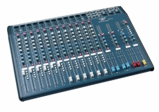 Pyle Pro (PSX12) 12 Input Channel Stereo Console Mixer