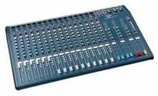 Pyle Pro (PSX16) 16 Input Channel Stereo Console Mixer