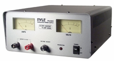 Pyle (PSL462X) 35 Amp Linear Power Supply AC/DC With Fan Control