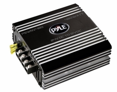 Pyle (PSWNV480) Plug In Car 480 Watt 24V DC to 12VDC Power Inverter W/ PMW Technology
