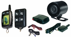 Pyle (PWD250) LCD 2-way Security System