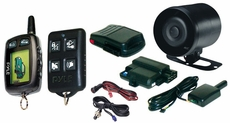 Pyle (PWD501)  LCD 2-way Remote Start/Security System
