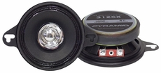 Pyramid (312SX) 3.5'' 100 Watts Two-Way Dual Cone Speakers