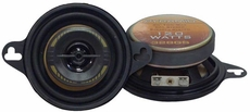 Pyramid (328GS) 3.5'' 120 Watts Two-Way Speakers