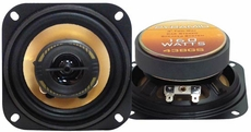 Pyramid (438GS) 4'' 160 Watts Two-Way Speakers