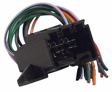 Pyramid (MA8566) 4 Speaker Wiring Harness for Mazda 1989 & Up
