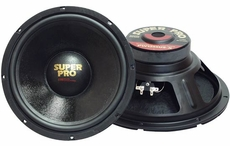 Pyramid (PW1048USX) 10'' 500 Watt High Performance 8 Ohm Subwoofer