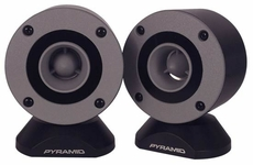 Pyramid (TW28) 300 Watt Aluminum Bullet Horn in Enclosure w/Swivel Housing