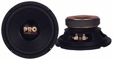 Pyramid (W64) 6.5'' 200 Watt Mid-Bass Poly Woofer