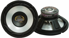 Pyramid (WX120X) 12'' High Power White Injected P.P. Cone Woofer