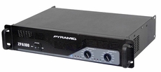 Pyramid (ZPA100) 1000 Watts Stereo Powered Amplifier