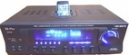 GLI Pro (RCX-1500) 500 Watt Receiver w/iPod Dock