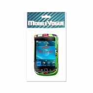 Reiko (BB9800) Green, 2D, Protector Cover for BlackBerry Torch 9800 137