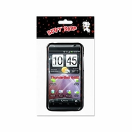 Reiko (Incredible HD 6400) Black/Red, 2D, Protector Cover for HTC incredible HD 6400 B299