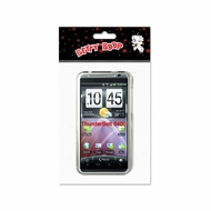 Reiko (Incredible HD 6400) White, 2D, Protector Cover for HTC incredible HD 6400 BB5