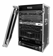 "(RR18U-ED) 18U Effect Deluxe Case - 14"" Body Depth"