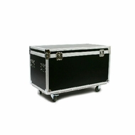 (RRDUT48C) Drummers 48 Inch Long Utility Trunk with Caster Board