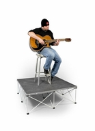 (RRGUITAR16) Portable Guitar Player Platform