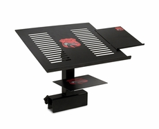 (RRLAPT1) Universal Adjustable Laptop Tray, Fits All Rr DJ Coffins and Most Mixer Cases