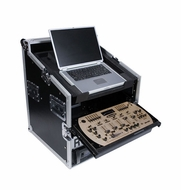 (RRLTWS4) Laptop/ Slant Rack Combo Case