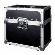(RRM12S) Ata Style 12 Microphone Case for 12 Mics w/ Storage Compartment