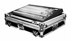 (RRMG2414W) Yamaha Mg2414 Mixer Case with Low Profile Wheels