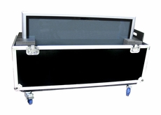 "(RRPLASMA42C) 42"" Universal Plasma Monitor Case with Casters"