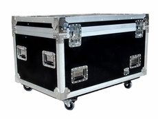 "(RRUT1E) Utility Trunk with Casters - Measures 29.5"" X 44.75"" X 30"" (Truck Pack)"