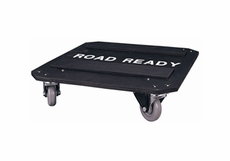 """(RRWAD) Caster Board with 3.5"""" Wheels And Brakes"""